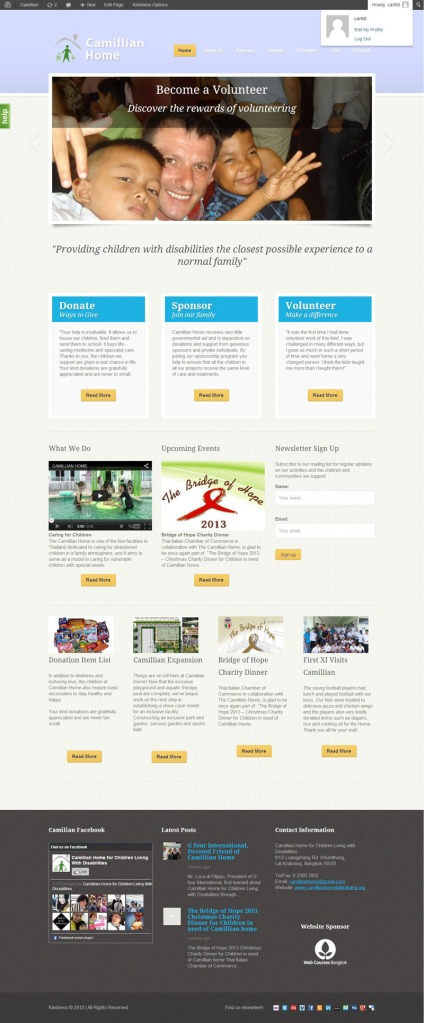 camillian website
